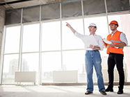 Commercial Glass Interior